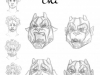 Oni's Expressions